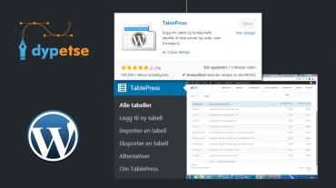dypetse.no WordPress-FeaturedImg-1200x675_wpTablePress